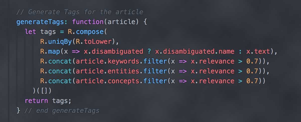 The Beauty of Javascript Composition