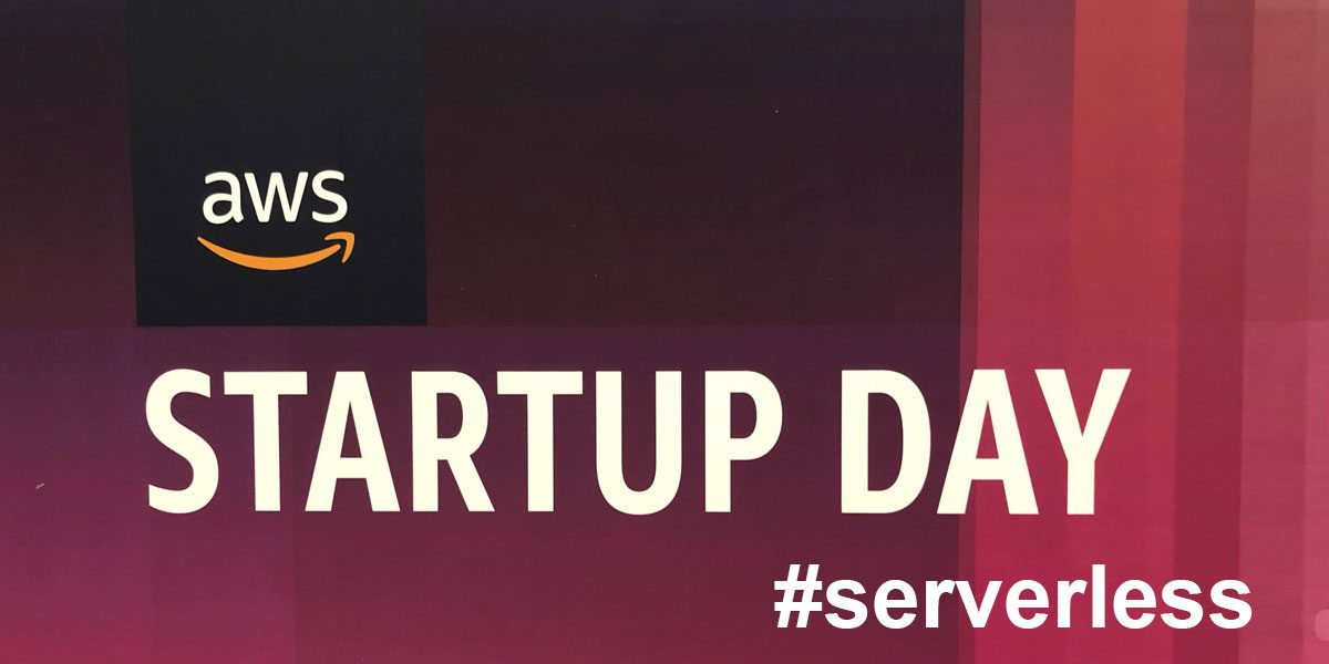 15 Key Takeaways from the Serverless Talk at AWS Startup Day