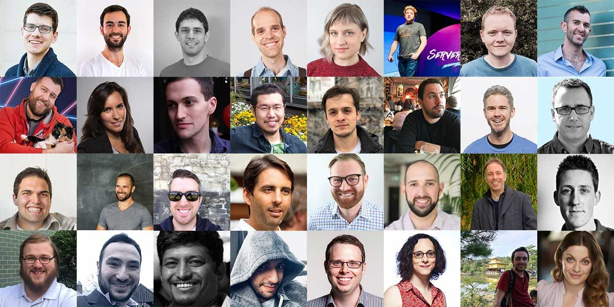 25 Serverless Peeps You Need To Follow