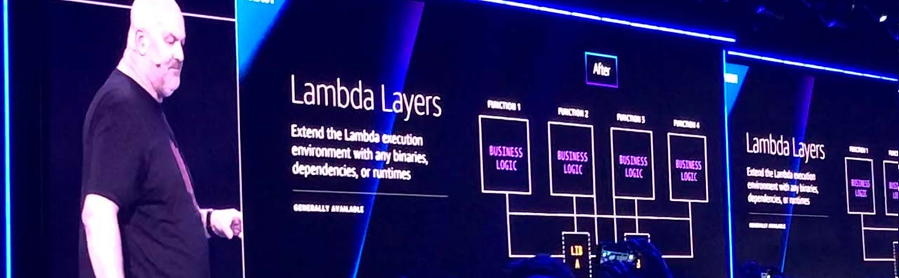 re:Capping re:Invent: AWS goes all-in on Serverless - Jeremy